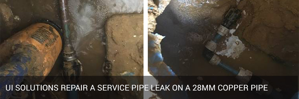 Ui solutions water network services ui solutions ltd for The leaky pipe carries more water